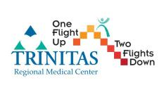 One Flight Up Two Flights Down Logo