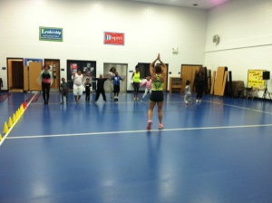 Asbury Family Fitness night