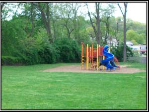Existing Playground Before