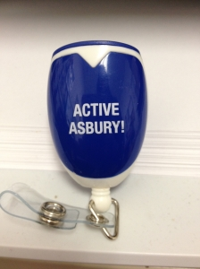 Active Asbury pedometer photo