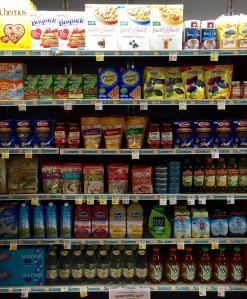 Allison's Corner in ShopRite