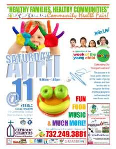 Community Health Fair Flyer English  Spanish OfficialYESApril2015_Page_1