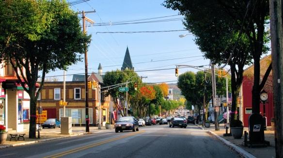 Main St. Hackettstown